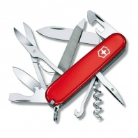 нож victorinox mountaineer red 1.3743 подробнее