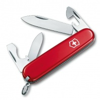 нож victorinox recruit red 0.2503 подробнее
