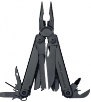 мультитул leatherman surge black подробнее